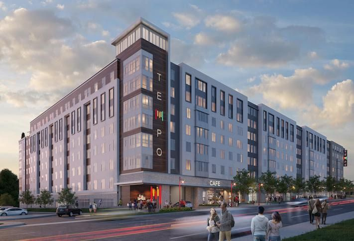Gilbane Breaks Ground On College Park Student Housing Project