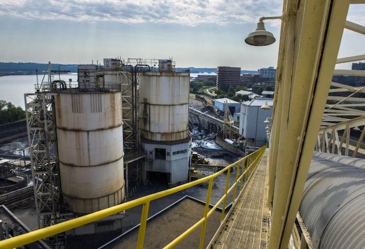Hilco Buys Shuttered Alexandria Power Plant, Plans Redevelopment