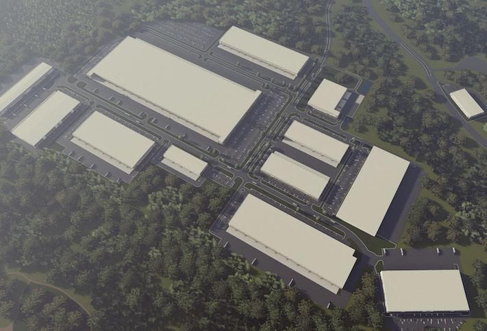 Construction On $500M Prince George's County Industrial Project Slated To Begin In Q1