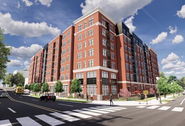Mill Creek Breaks Ground On 270-Unit Arlington Apartment Project