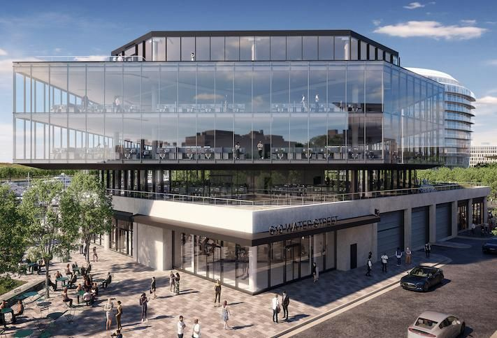 The Atlantic Is Moving Its Headquarters To The Wharf