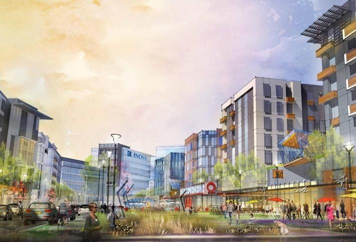 Inova, Foulger-Pratt Sign On To 4M SF Redevelopment Of Landmark Mall