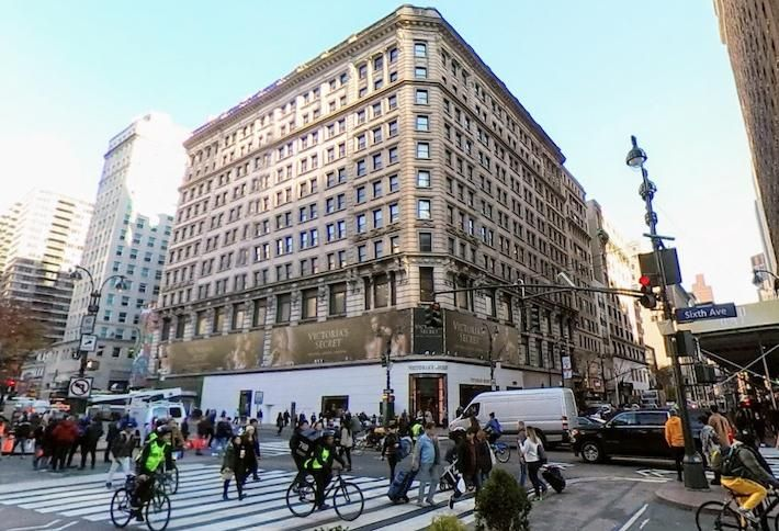 Victoria's Secret Loses Legal Bid To Skip Rent At Herald Square