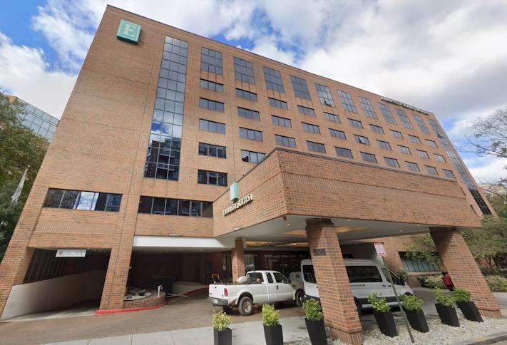 Park Hotels Sells D.C. Embassy Suites For $90M