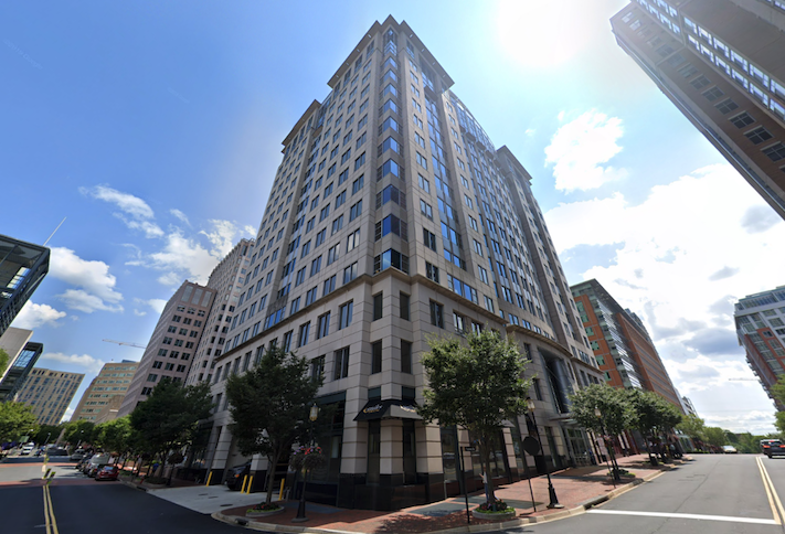 The 9 Largest New Office Leases Signed In The D.C. Area This Year