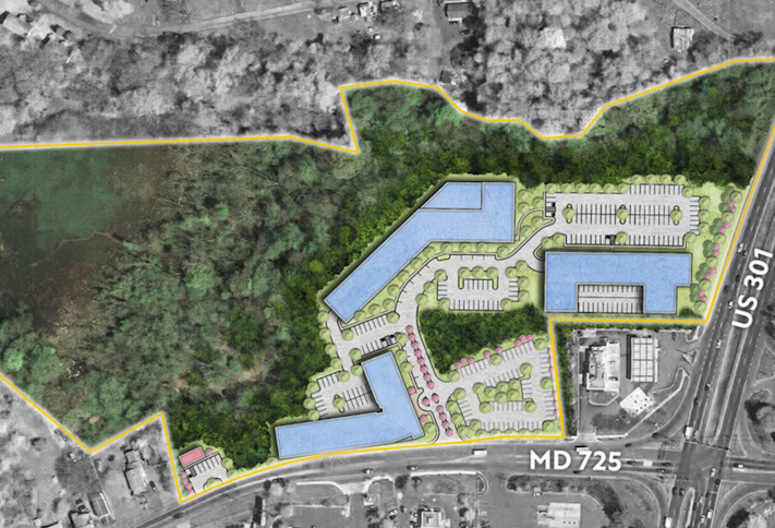 Gov. Hogan's Brother Proposes Mixed-Use Project In Upper Marlboro