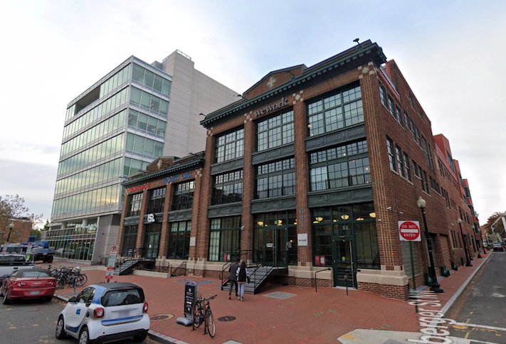 WeWork Closing 3 Of Its Oldest D.C. Coworking Spaces