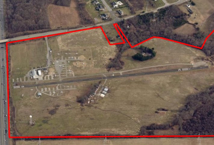 Maryland Airport Slated To Be Developed Into Large Housing Project