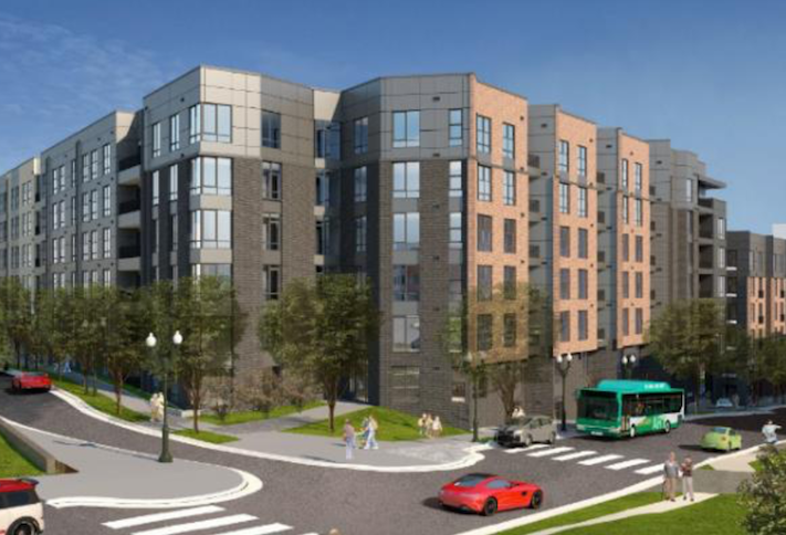 Aging Arlington Apartments Slated For 400-Unit Redevelopment
