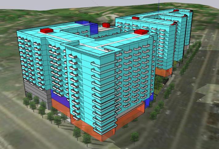 Duffie, Willco Propose 800-Unit Project In Wheaton
