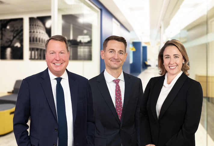 Colliers Hires 3 D.C. Brokers From Cushman & Wakefield, Carr Properties