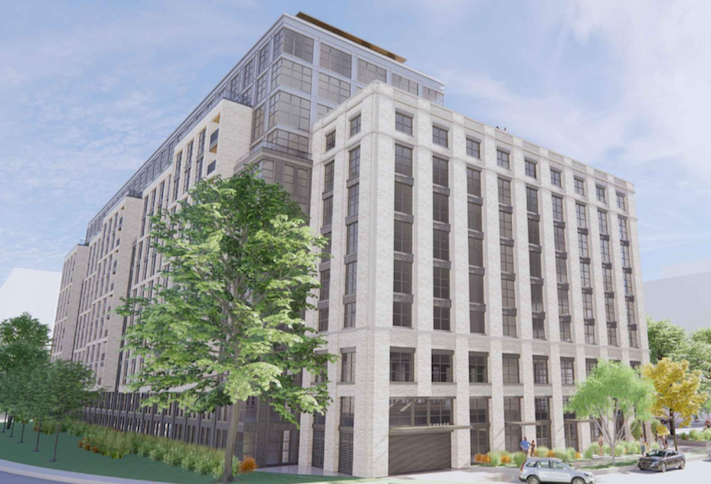 Douglas Plans 615-Unit Redevelopment Of Historic D.C. Building