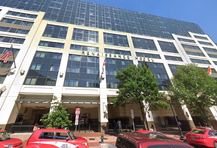 Marriott Switching Out Renaissance Brand At Downtown D.C., Reston Hotels