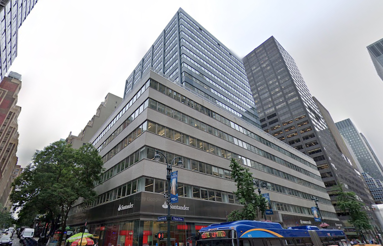 Fairfield County Investment Firm Inks First-Ever NYC Office Lease At 711 Third Ave.