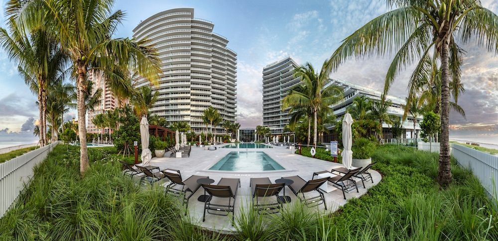 Related Group's Auberge Condo Celebrated Opening Last Night