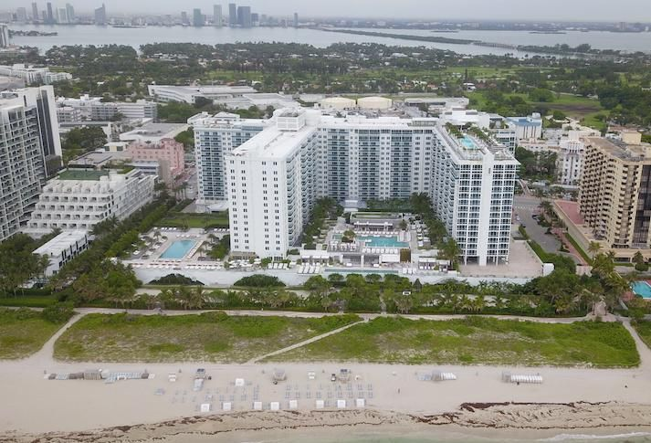 Host Hotels Buys Miami Beach Hotel For Over $600M