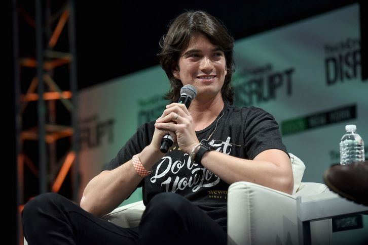 WeWork Story Headed For The Silver Screen