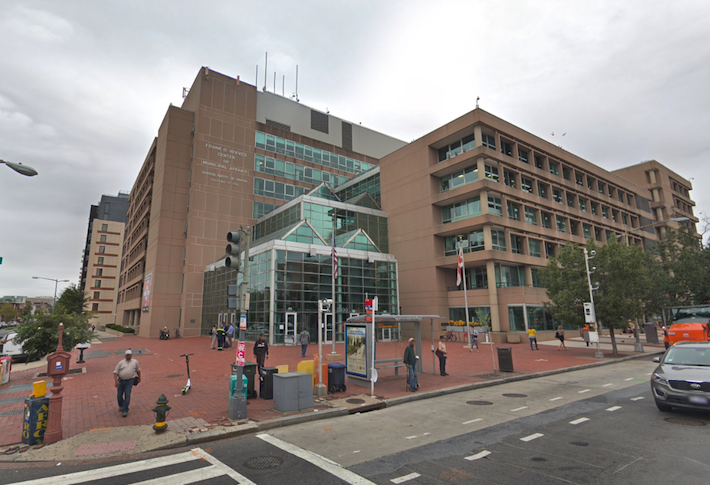 NAACP To Move Headquarters Out Of Baltimore