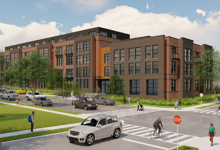 MidCity Closes Opportunity Zone Financing, Gets Zoning Approval For Northeast D.C. Project