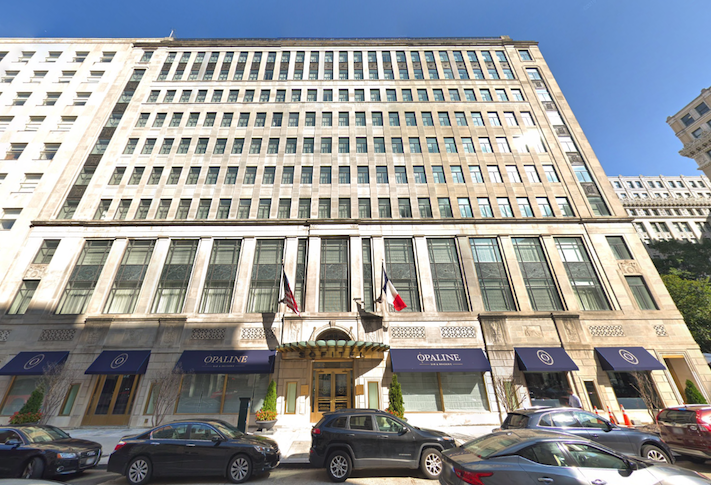 Pebblebrook To Sell D.C., Atlanta Hotels For $331M