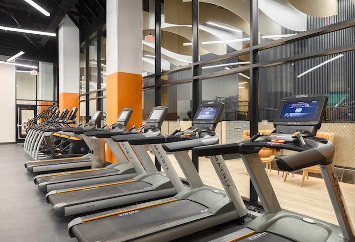 Apartment Owners Try To Keep Fitness Centers Safe As Workouts Move Indoors