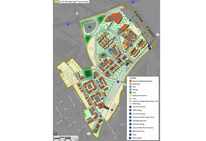 Developers Plan $380M Mixed-Use Project In Northern Virginia