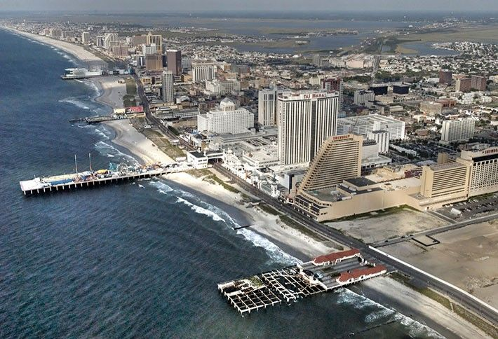 1) Atlantic City