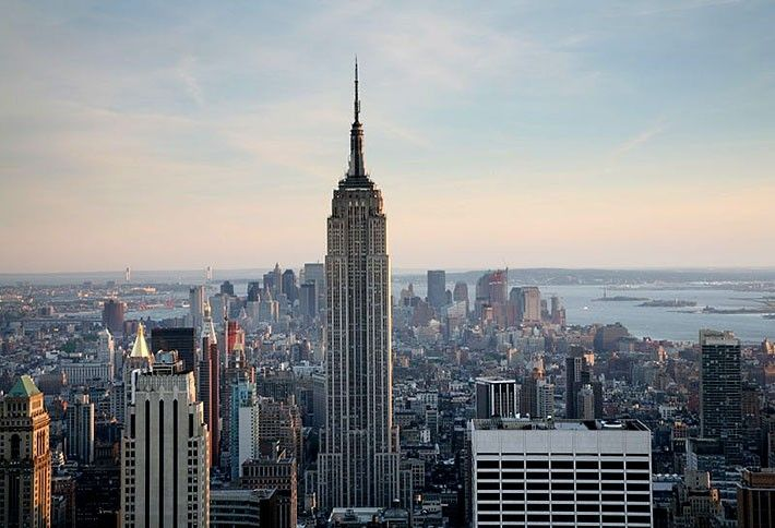 4) Empire State Building