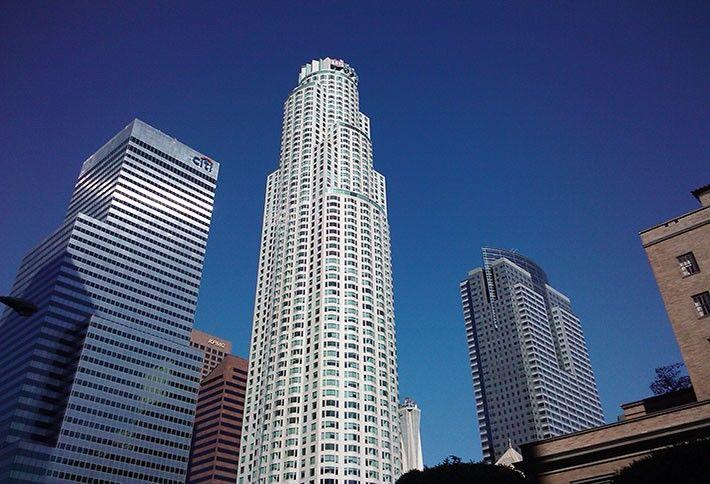 6) U.S. Bank Tower