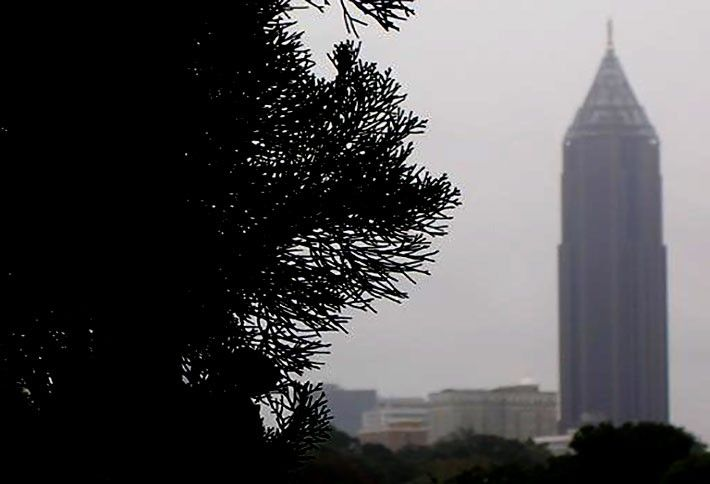 7) Bank of America Plaza