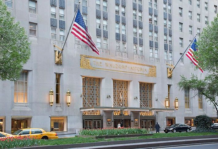 The Waldorf Astoria (New York)