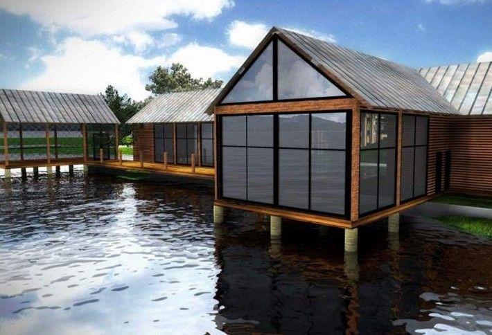 3. Boat House I