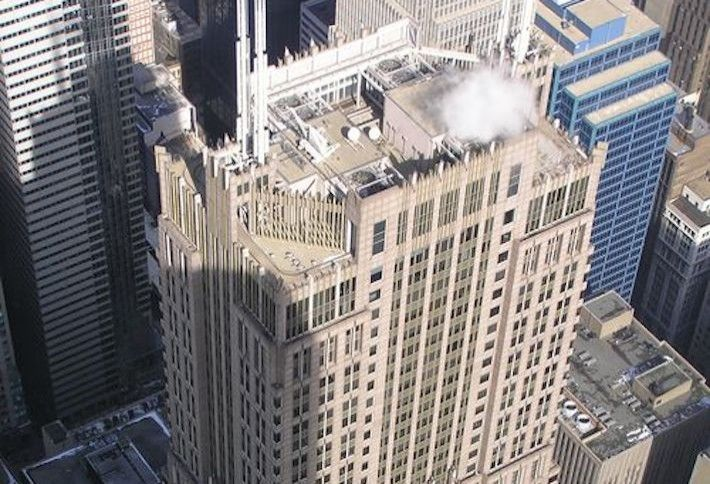 5) The Franklin North Tower