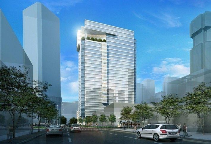 6 Houston Center
