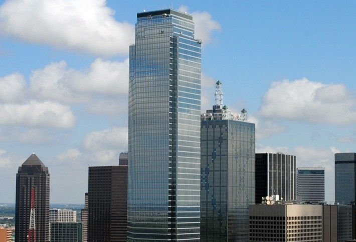 1. Bank of America Plaza