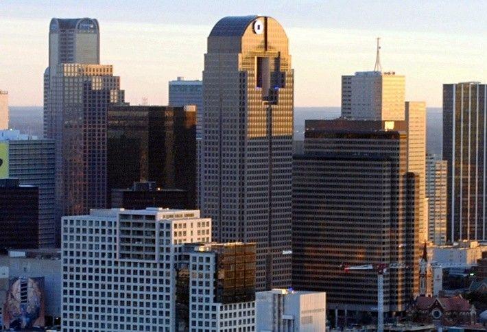 4. JP Morgan Chase Tower