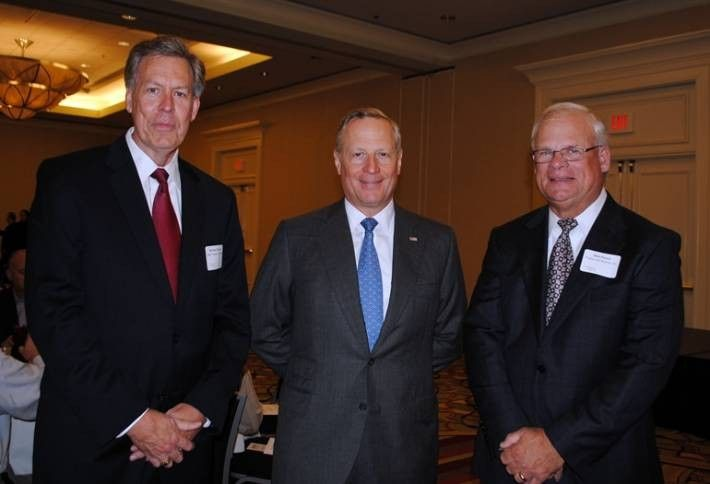 5. Ross Perot Sr and Ross Perot Jr