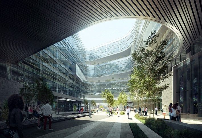 Samsung's New HQ
