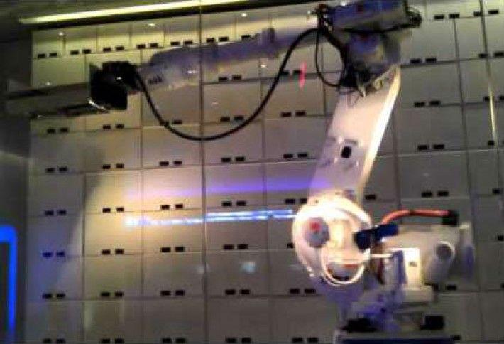 1. Bellhop Robot