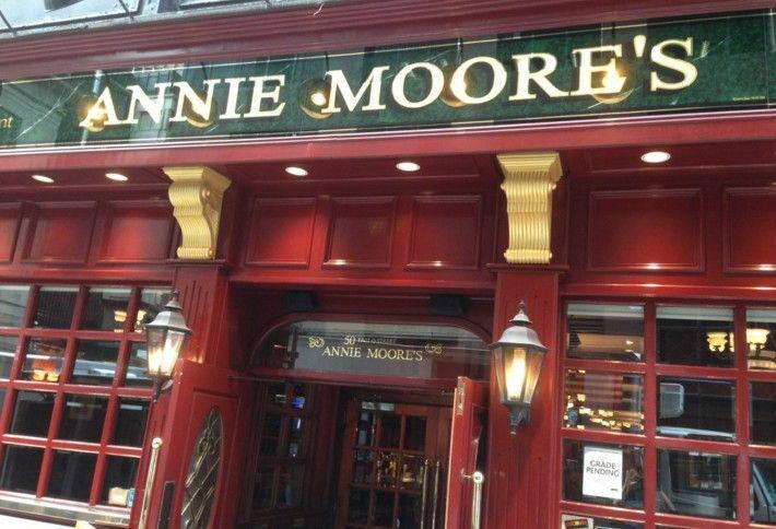 2. Annie Moore's