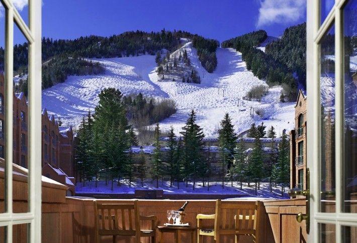 3. St. Regis Resort, Aspen, Colorado