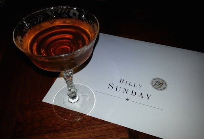 6) Billy Sunday
