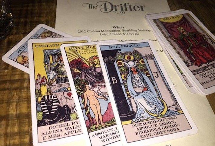 5) The Drifter