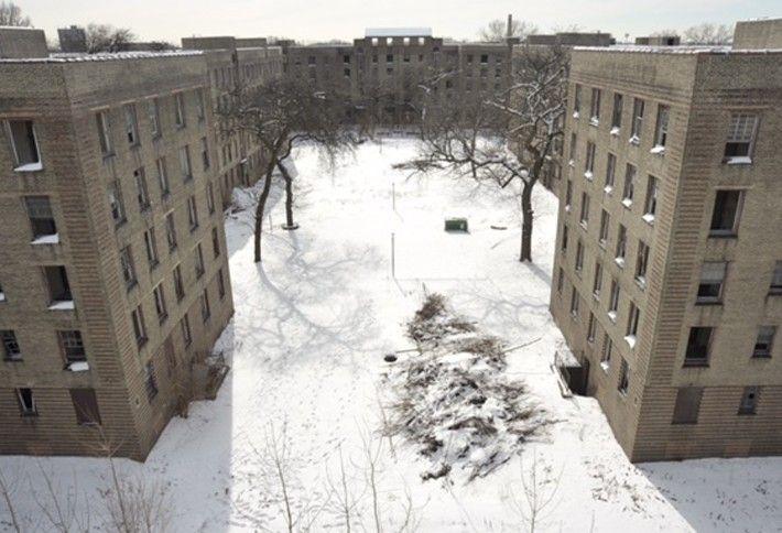 2. Rosenwald Apartments