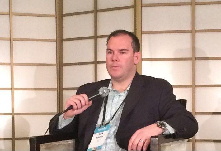 Sean Reynolds, regional director, JLL