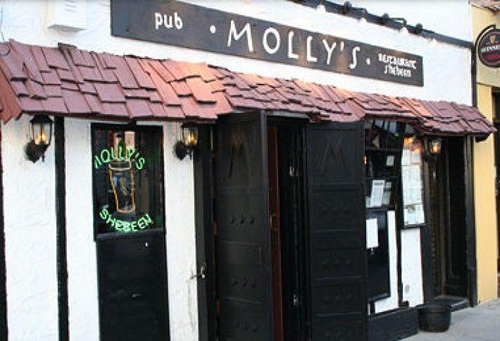 3. Molly's Shebeen