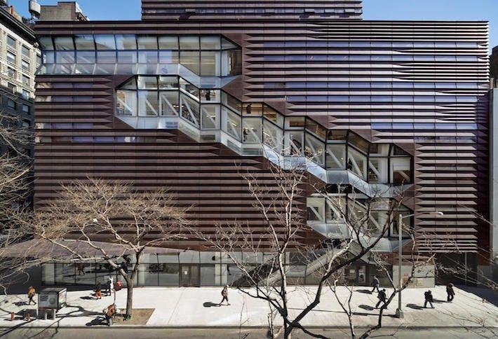 10. University Center - The New School