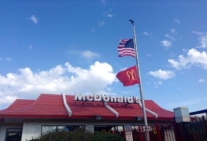 2. McDonald's