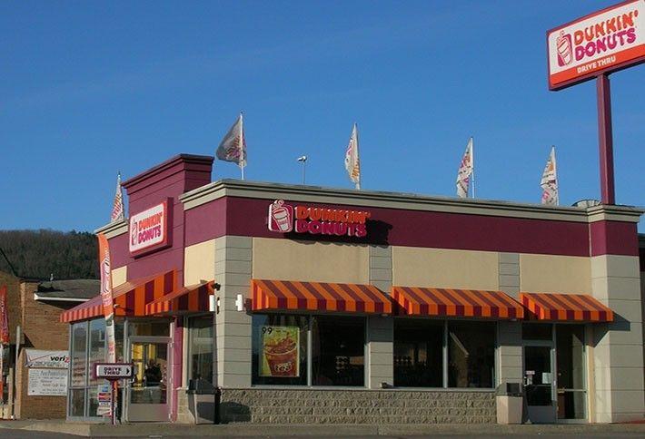 5. Dunkin' Donuts