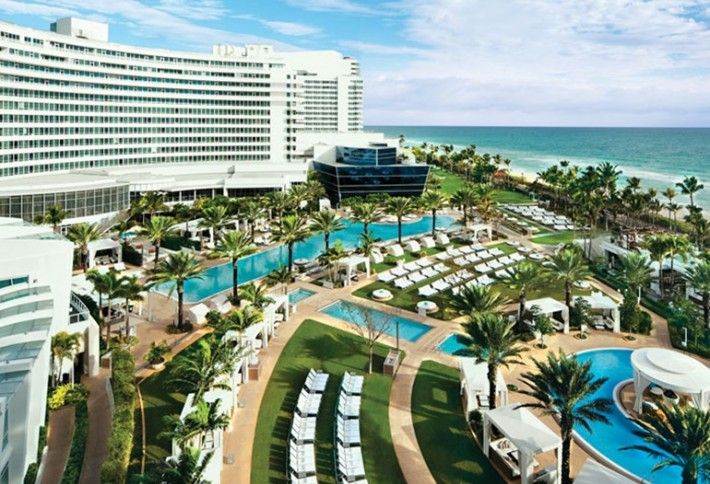 Fontainebleau Resort Miami South Beach